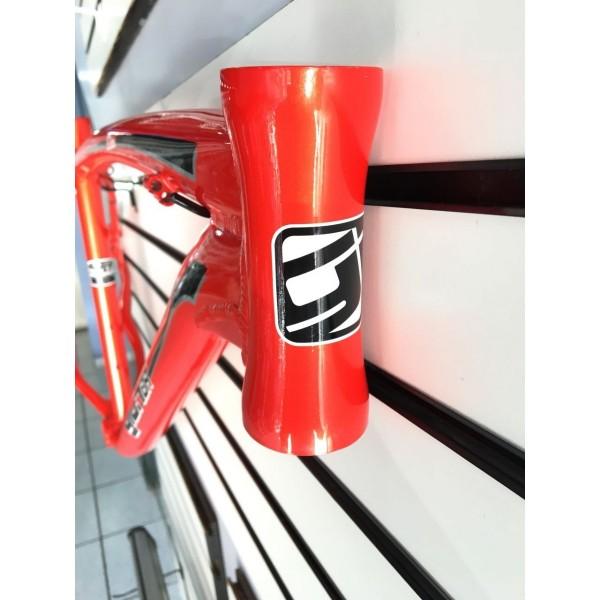 Quadro 29 Gios Mtb Lite Tam.18 Vermelho Perolizado Filé Bike