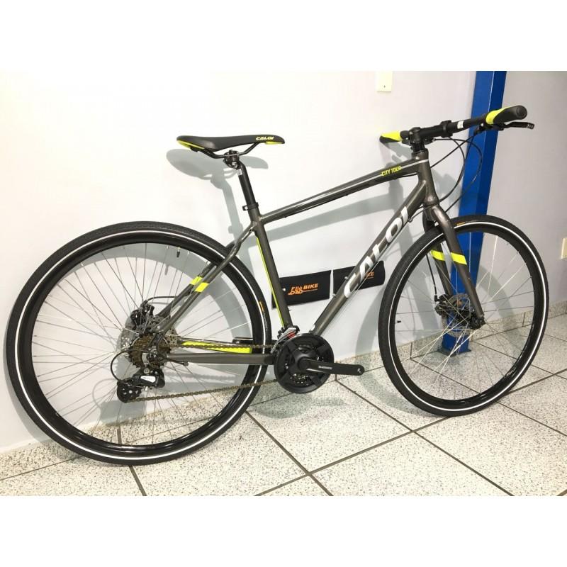50553caf3 Bicicleta City Tour Sport 21v 2018 Tam.G