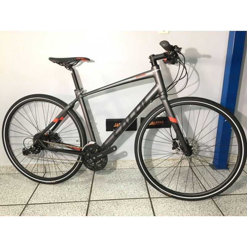 105281900 Bicicleta Caloi City Tour Comp 27v Tam.G 2018